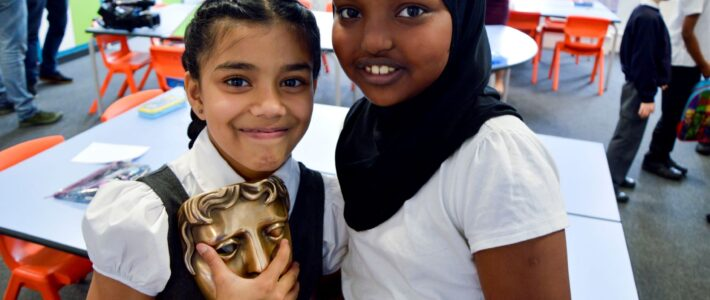 BAFTA Kids and Place2Be win the Outstanding Contribution Award 2021